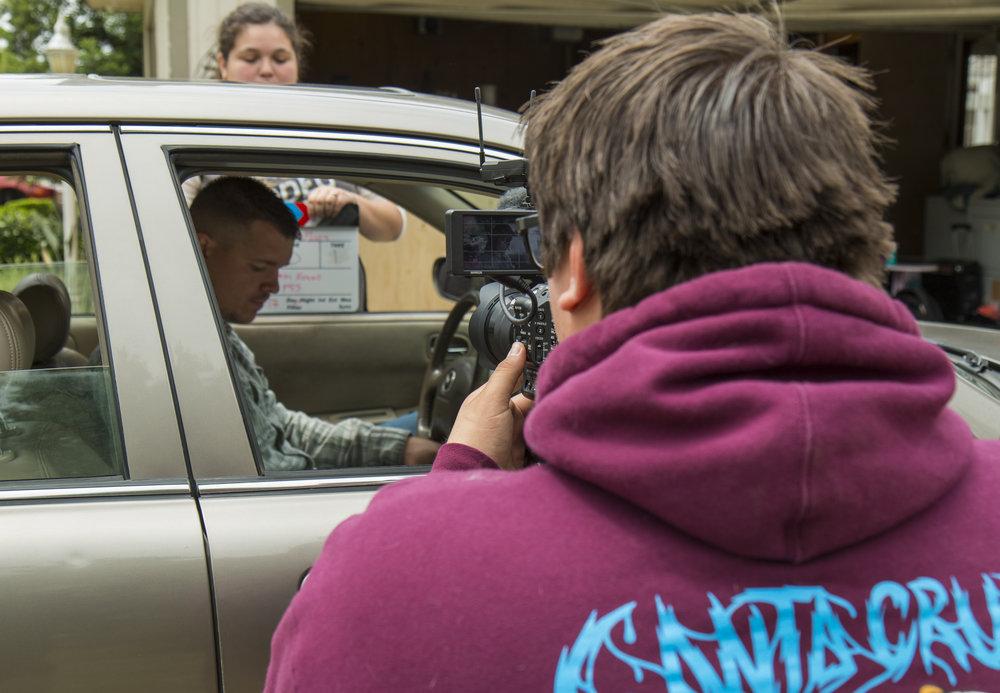 Behind Austin Filming on fs5.JPG