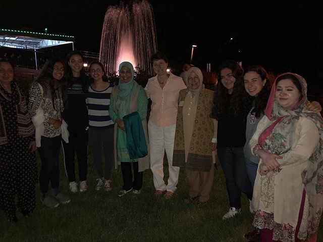 We had an AMAZING night tonight at the Westchester Muslim Center, learning about the roots of Ramadan and joining the Westchester Muslim community in breaking the fast. What a unique experience!