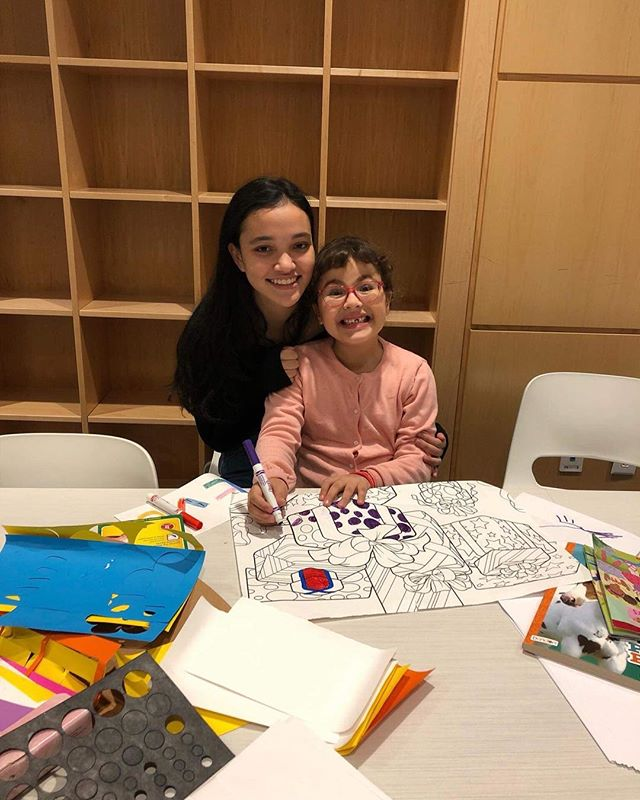Our Fun Night last night for the refugee community was a big hit! We had so much fun drawing and playing tag with the kids and we cannot wait to see everyone again!
