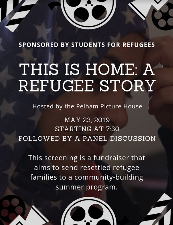 SFR Movie Night — Students for Refugees