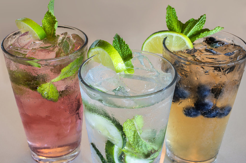 Craft Cocktails -