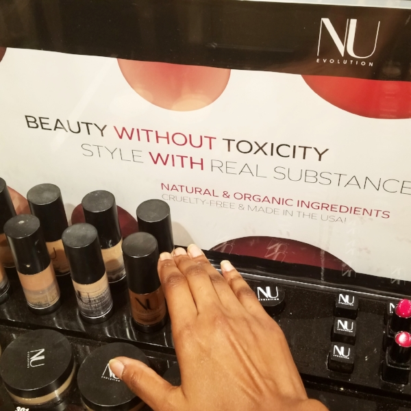 Few natural beauty brands cover a wide range of shades.