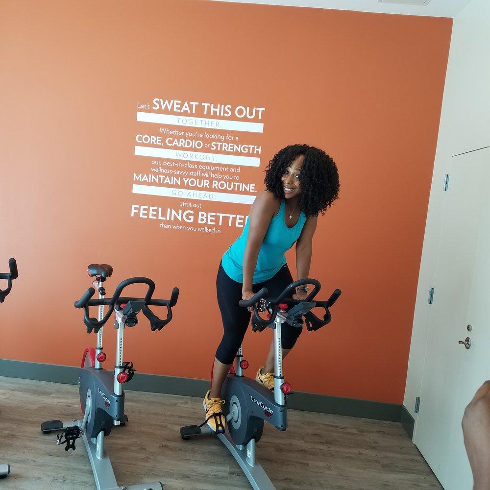 Evens Hotel Gym