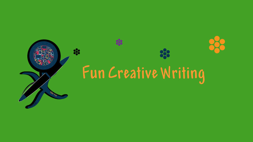 fun creative writing games