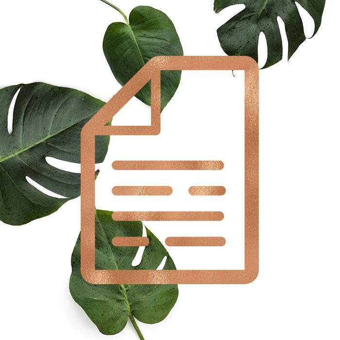 Weekly Worksheets -
