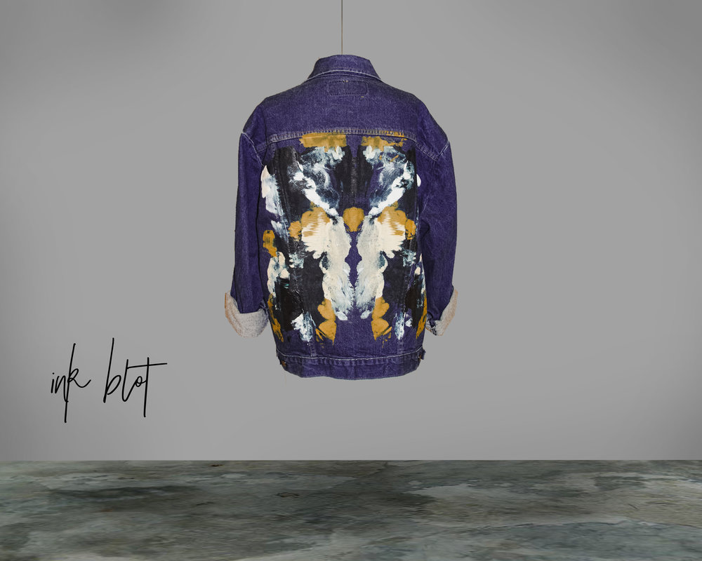 THE ORCHID - INK BLOT COLLECTION