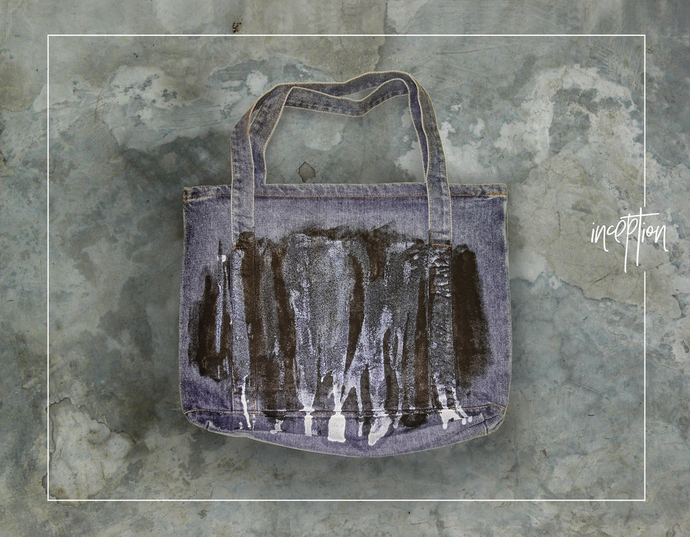 INCEPTION - DENIMRUSH BAGS