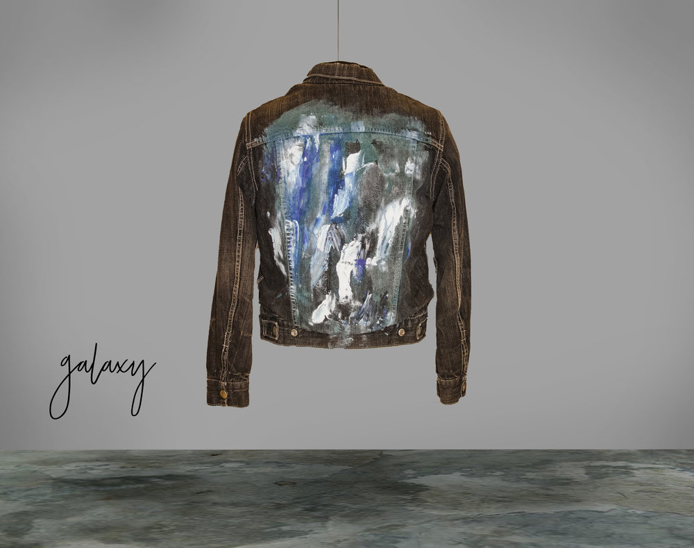 THE NEPTUNE JACKET - GALAXY COLLECTION