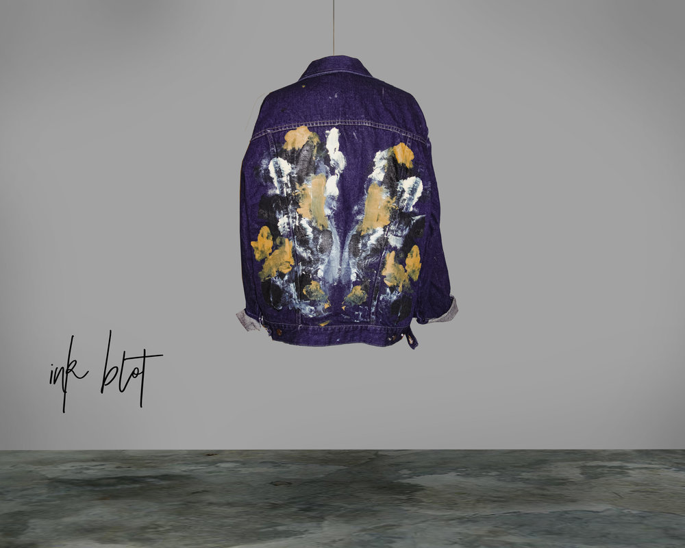 THE PASSION JACKET - THE INK-BLOT COLLECTION