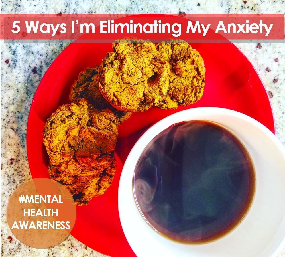 Five Ways I'm Eliminating My Anxiety — Mercedes in the Making