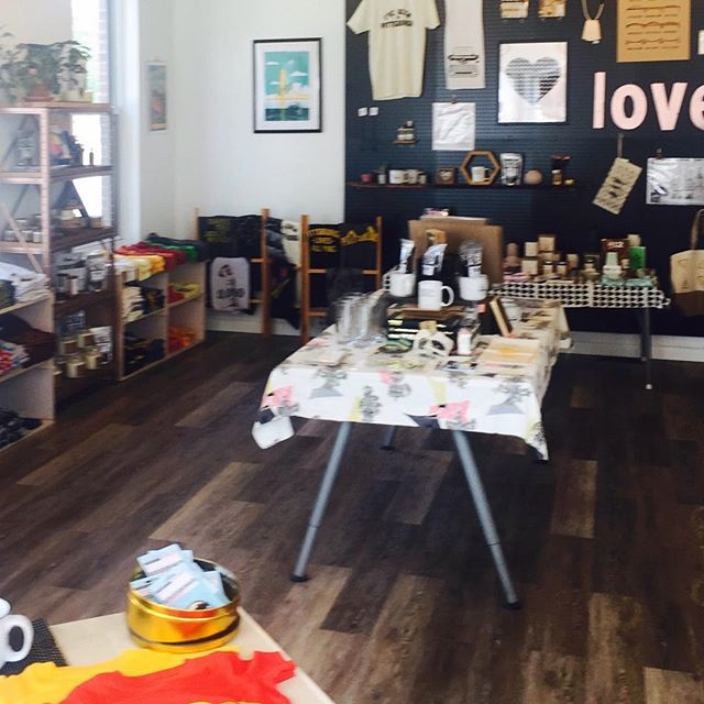 "Wonderful new shop on Mt Washington filled with all sorts of locally made treasures. Put it on your ""must visit"" list. It's called the @lovepittsburghshop!  So great. #shoppittsburgh #pittsburgh"