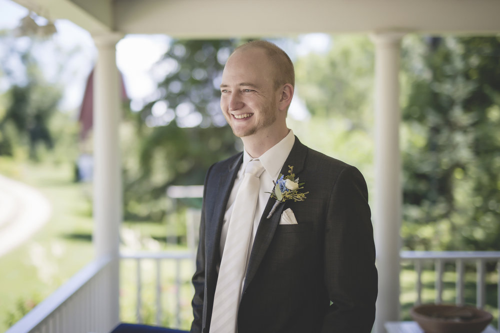 24 Minneapolis home backyard wedding groom.jpg