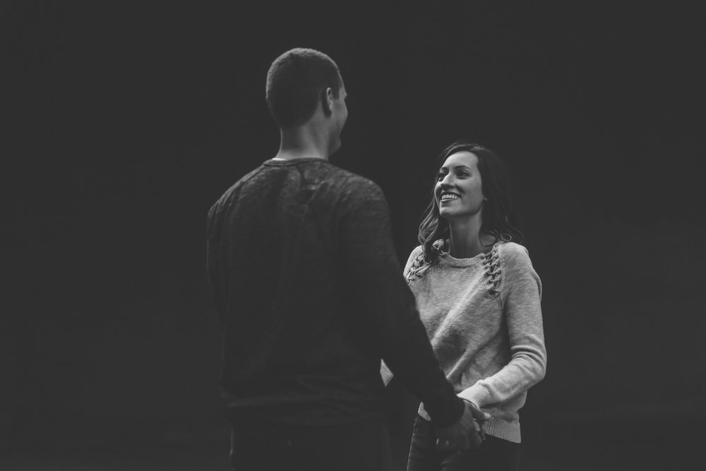 minneapolis black and white engagement session-28.jpg