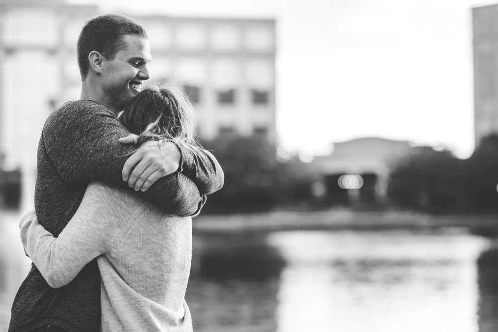 minneapolis black and white engagement session-30.jpg