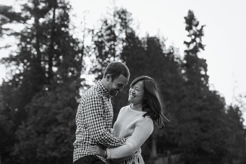 Sarah + david - North Shore Engagement