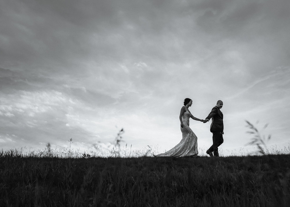 CHELSEA + TODD - Romantic StillwaterWedding