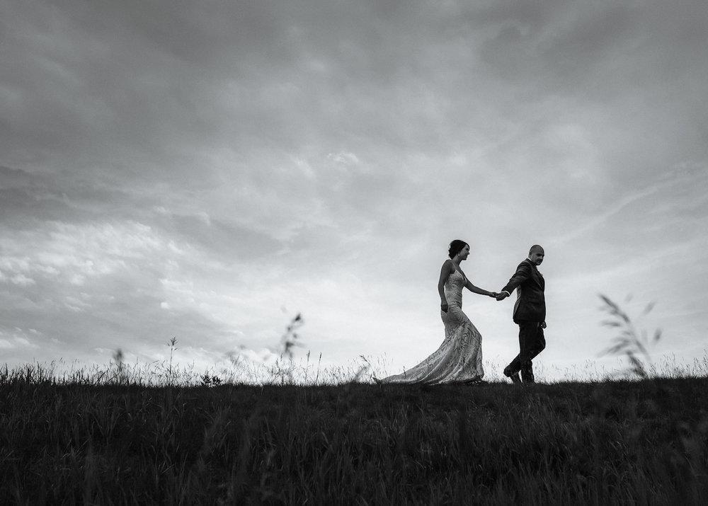 CHELSEA + TODD - Romantic Outdoor Wedding
