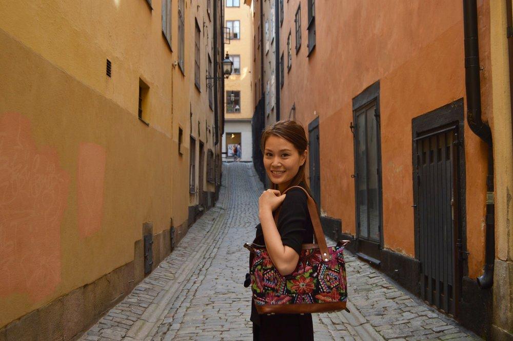 Zoe Boho Bag