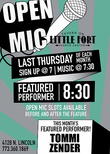 Little Fort Open Mic