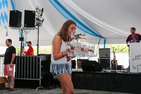 Photo: Soulard Oktoberfest