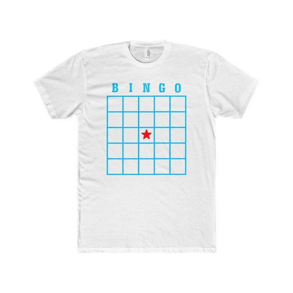 Create your own  custom bingo shirt !