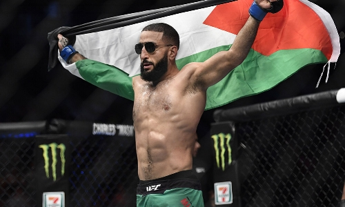 Belal Muhammad - UFC Welterweight, Record: 14-2
