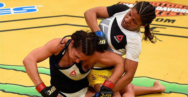 Julianna Peña - UFC Bantamweight, Record: 8-3
