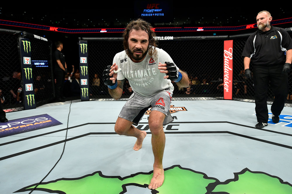 Clay Guida - UFC Lightweight/Featherweight, Record: 34-18