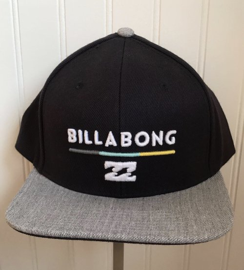 85516b5a1dcb7 Billabong Snapback — Free Culture Clothing