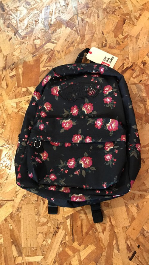 53756ded46ce Vans Floral Backpack — Free Culture Clothing