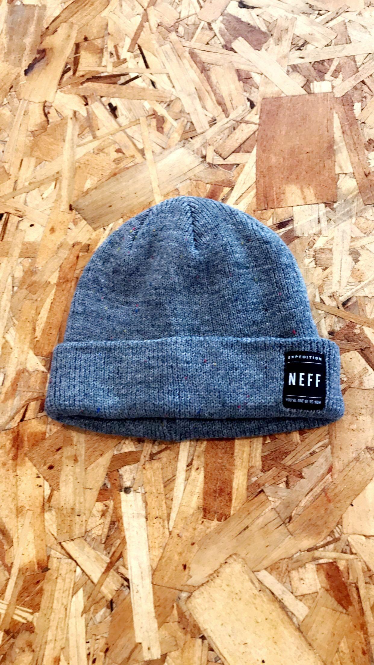 ee9a7535c71 Neff Beanie - Grey — Free Culture Clothing