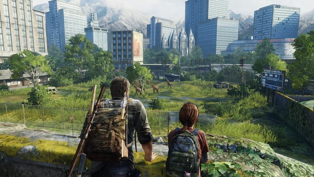 One of the most emotional moments from The Last of Us. This game brought me to tears a few times.