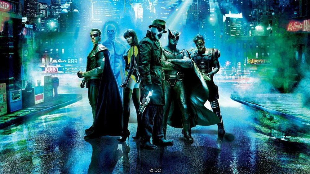 Watchmen Show