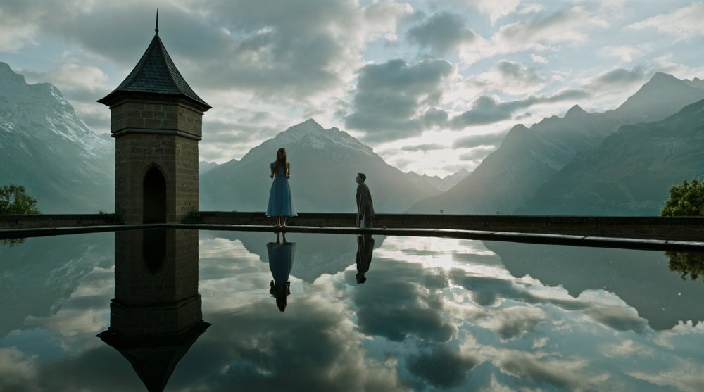 Cure for Wellness Scene