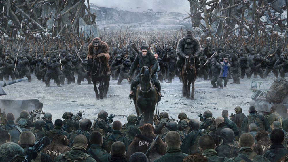 war for the apes review