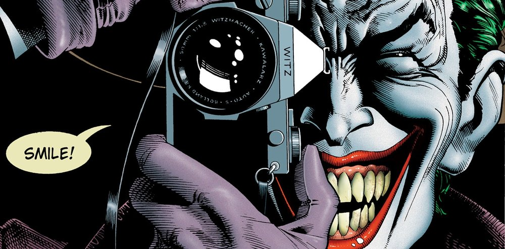Joker Origins FIlm
