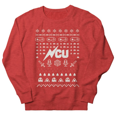 get your hands on a nerd collaborative ugly christmas sweater in our threadless store get free shipping on certain orders until december 15th
