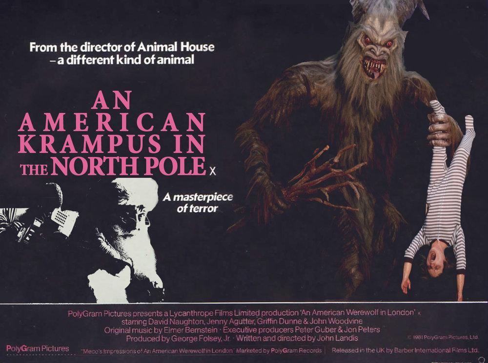 American werewolf in London North Pole