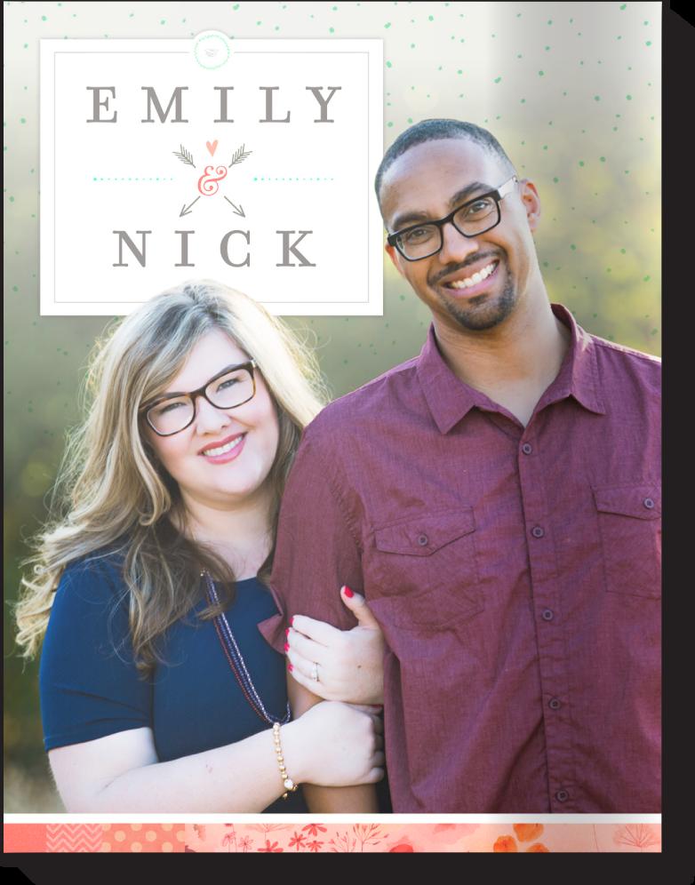 Emily & Nick → -