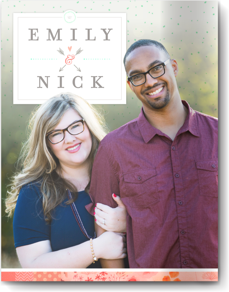 Adoption Profiles Online Our Chosen Child Design Services Emily & Nick