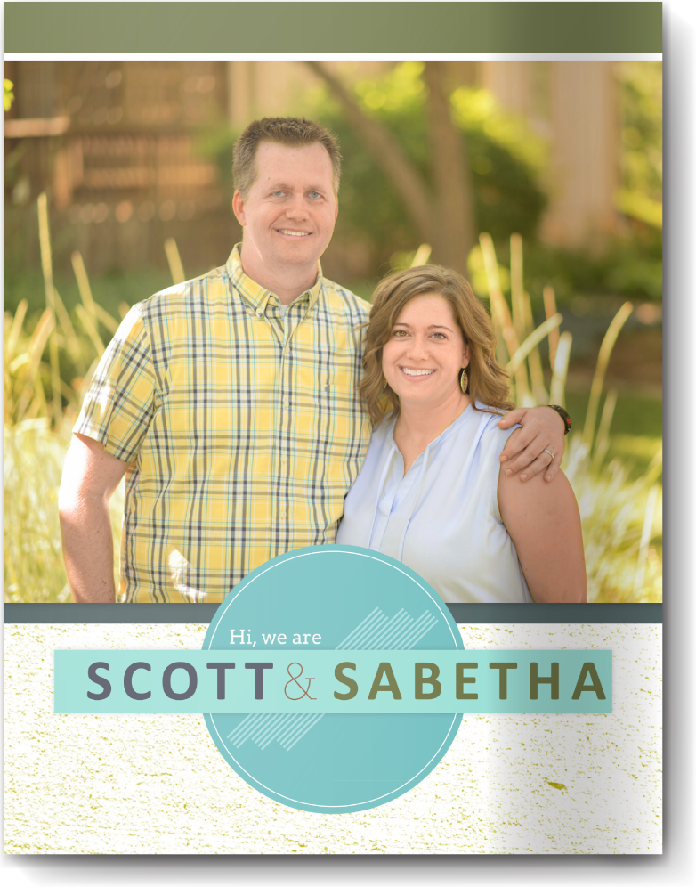 Sabetha & Scott → -