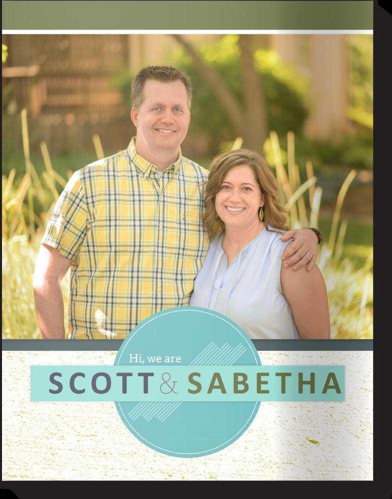 Adoption Profiles Online Our Chosen Child Design Services Sabetha & Scott