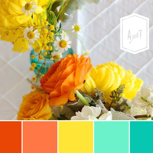 Bright Color Options -