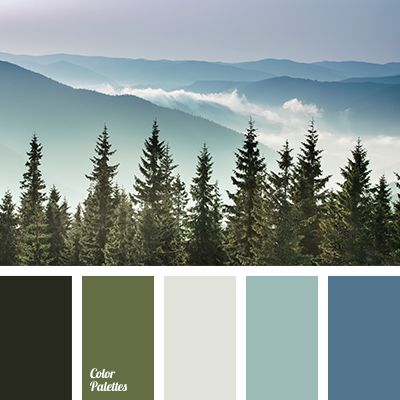 Earthy Color Options -