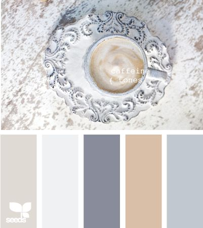 Modern Neutral Colors -