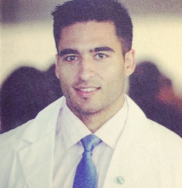 Adam Memon, DO (Lightning Bone Setter)  West Virginia School of Osteopathic Medicine, Lewisburg, WV Class of 2016  If I weren't a doctor I would be... a fitness model