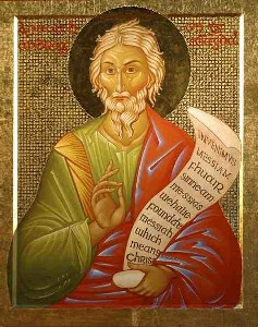 Icon of St Andrew