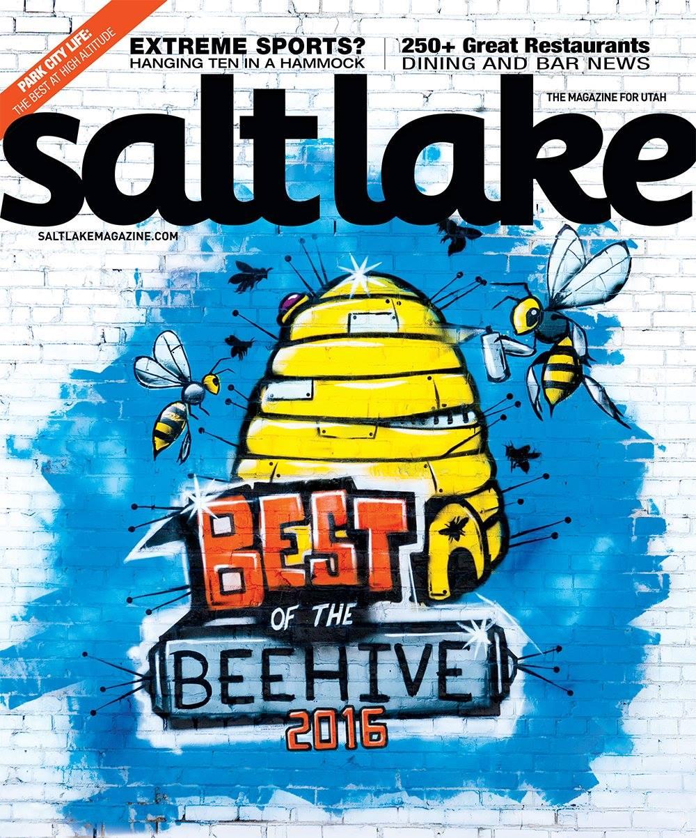 'Rock Art'named in 'Best of the beehive' 2016 - https://issuu.com/saltlakemagazine/docs/ja16_digital_edition/66