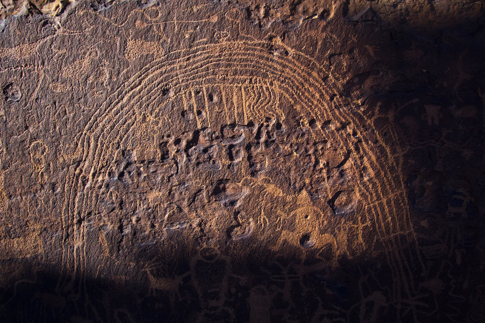 High Country News reviews 'Rock Art' - http://www.hcn.org/issues/48.1/rock-art-and-the-struggle-for-preservation