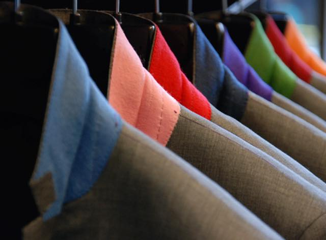 Are you tired of seeing the same off the rack suits and clothing that's offered to everyone else and prefer pieces that are custom made to be personalized to your exact liking?  We have the ideal solution.  We offer made to measure, custom made clothing that's constructed to your exact personal preference.  We start by scheduling a fitting at your residence, office, or favorite hangout.  .Next we take your measurements once from head to toe and go through our different fabric swatches to create clothing that's truly one of a kind made just for you.  We  offer two piece suits/tuxedos starting at $599, three piece suits/tuxedos at $699, blazers at $450, waistcoats at $120, dress shirts at $129-$149 and pants at $150(all prices before sales tax).